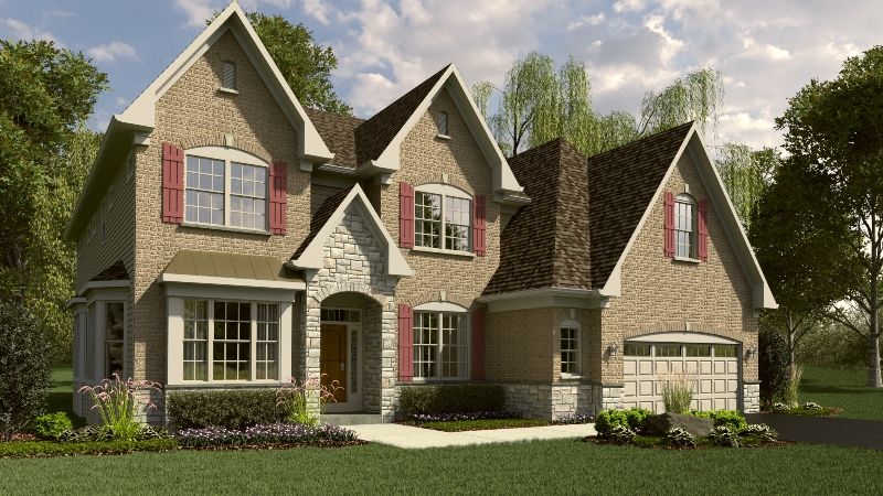 Single Family for Sale at Cardiff 204 Polo Lane Oak Brook, Illinois 60523 United States