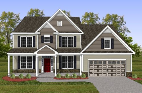 The Sanctuary at Hanover Reserve by HH Homes in Wilmington North Carolina