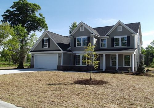 Pelican Bay by HH Homes in Greenville North Carolina