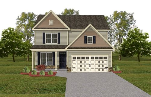 Summerwind Plantation by HH Homes in Raleigh-Durham-Chapel Hill North Carolina