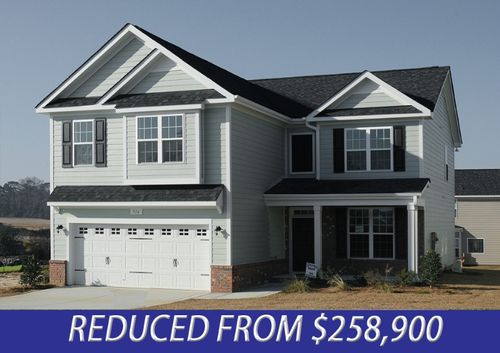 Meadow Walk by HH Homes in Fayetteville North Carolina