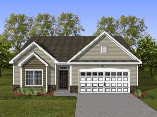 Palmetto Greens by HH Homes in Myrtle Beach South Carolina