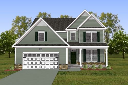 Lake Forest by HH Homes in Greenville-Spartanburg South Carolina