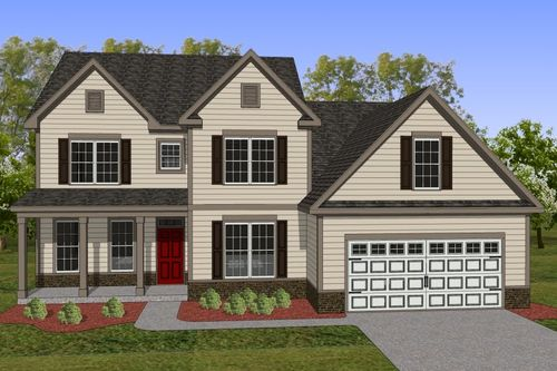Lake Forest by HH Homes in Charlotte North Carolina