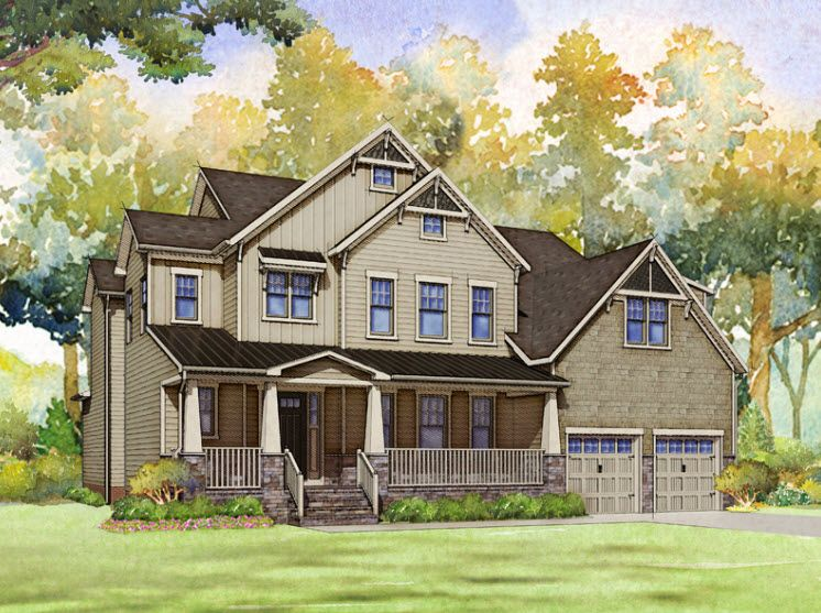 Single Family for Sale at Willoughby - Wellington Wake Forest, North Carolina 27587 United States