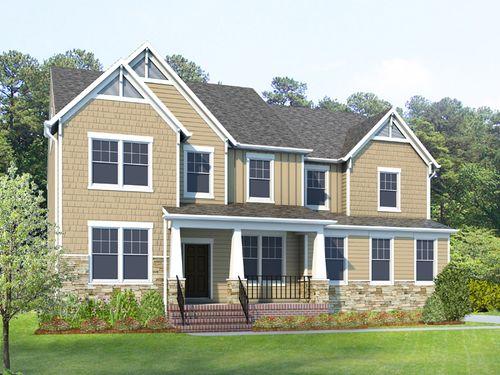 Walker's Bend by HHHunt Homes in Norfolk-Newport News Virginia