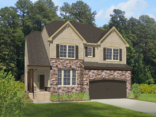 Woodman Glen by HHHunt Homes in Richmond-Petersburg Virginia