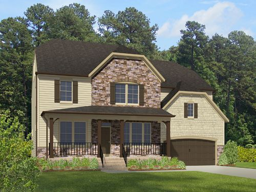 Hickory Hill by HHHunt Homes in Richmond-Petersburg Virginia