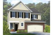 Overbrook - Ashton Village at Charter Colony: Midlothian, VA - HHHunt Homes