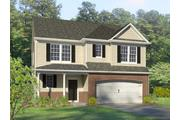 Marlowe - Woodman Glen: Glen Allen, VA - HHHunt Homes