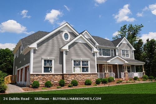 East Country Estates by Hallmark Homes in Somerset County New Jersey