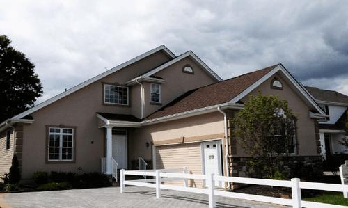 Villas at Battleground by Hallmark Homes in Monmouth County New Jersey
