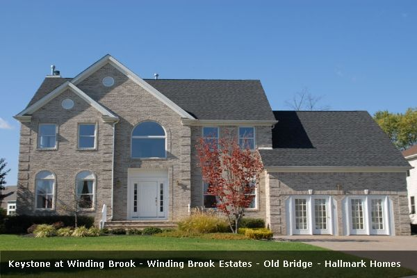 Keystone - Winding Brook Estates: Old Bridge, NJ - Hallmark Homes
