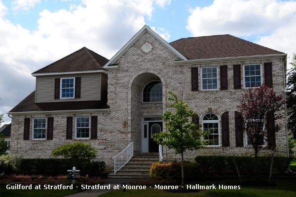 The Guilford - Stratford At Monroe: Monroe, NJ - Hallmark Homes
