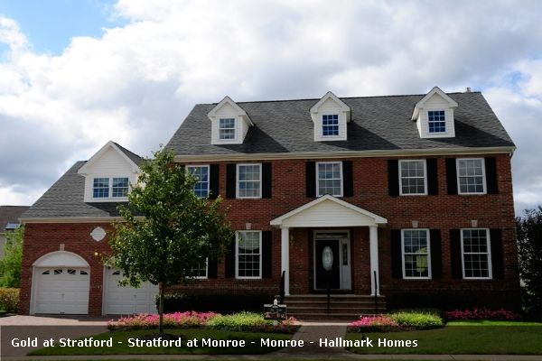The Gold - Stratford At Monroe: Monroe, NJ - Hallmark Homes