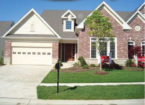 Clayton Corners by Hardesty Homes in St. Louis Illinois