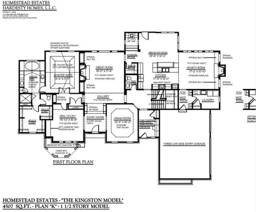 Homestead Estates by Hardesty Homes in St. Louis Missouri