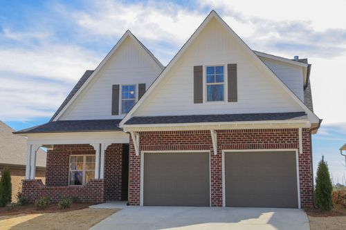 Longmeadow by Harris Doyle Homes Inc in Birmingham Alabama