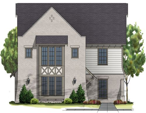 Fieldstown Crossing by Harris Doyle Homes Inc in Birmingham Alabama