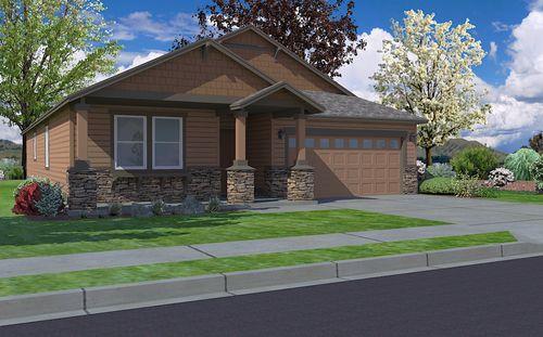 Pioneer Village by Hayden Homes, Inc. in Salem Oregon