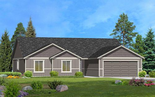 Greenbriar Estates by Hayden Homes, Inc. in Boise Idaho