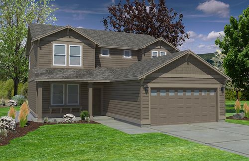 Oak Hill Settlement by Hayden Homes, Inc. in Portland-Vancouver Oregon