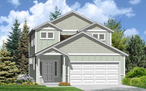 Oak Hill Settlement by Hayden Homes, Inc. in Portland-Vancouver Oregon