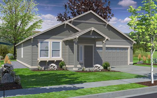 Lochsa Falls by Hayden Homes, Inc. in Boise Idaho
