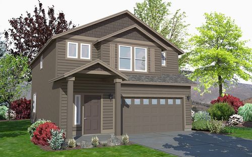 Sandy Bluff by Hayden Homes, Inc. in Portland-Vancouver Oregon