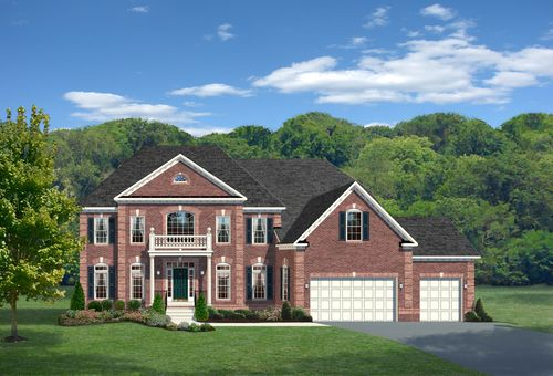 Fulton Crossing by Heartland Homes in Pittsburgh Pennsylvania