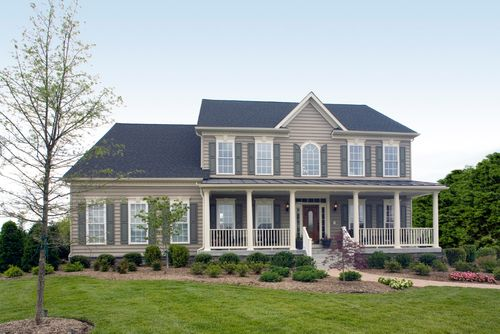 The Overlook at Southpointe by Heartland Homes in Pittsburgh Pennsylvania