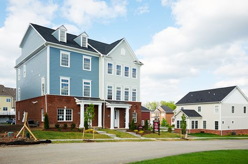 Newbury by Heartland Homes in Pittsburgh Pennsylvania