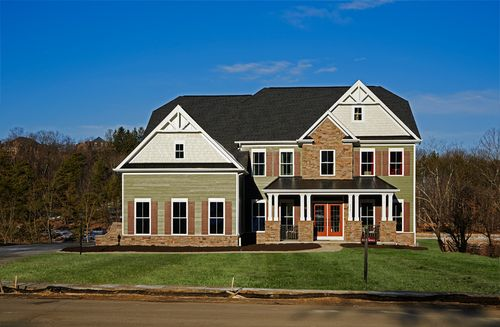 Franklin Crossing by Heartland Homes in Pittsburgh Pennsylvania