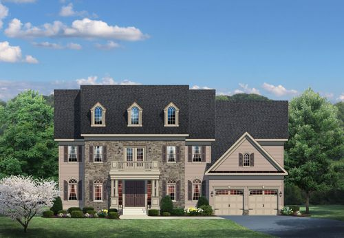 Ironwood II by Heartland Homes in Pittsburgh Pennsylvania