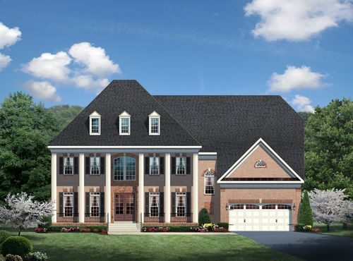Walden Pond by Heartland Homes in Pittsburgh Pennsylvania