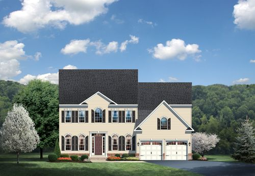 Bedner Estates by Heartland Homes in Pittsburgh Pennsylvania