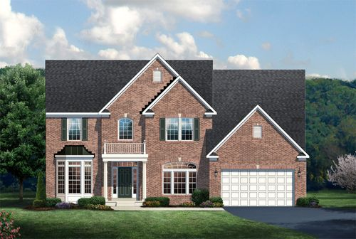 Berkley Ridge by Heartland Homes in Pittsburgh Pennsylvania