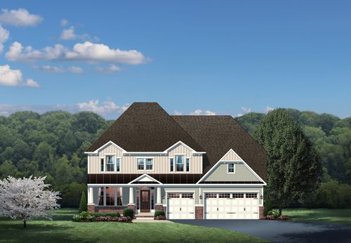 Summerbrooke by Heartland Homes in Pittsburgh Pennsylvania
