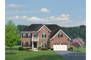 The Chapel Hill - Mystic Ridge: Cranberry Township, PA - Heartland Homes