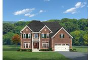 The Wynterhall - Mystic Ridge: Cranberry Township, PA - Heartland Homes
