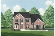 The Empress - Mystic Ridge: Cranberry Township, PA - Heartland Homes