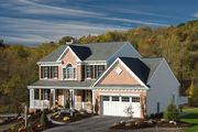 The Virginian w/Attached Garage - Cameron Estates: Washington, PA - Heartland Homes