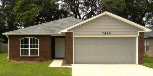 Lost Creek by Henry Company Homes in Pensacola Florida