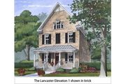 Lancaster - Autumn Hall: Wilmington, NC - Herrington Classic Homes