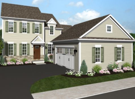 South Meadows at Wetherburn by Hess Home Builders Inc