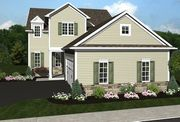 homes in South Meadows at Wetherburn by Hess Home Builders Inc