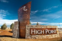 High Point Master Planned<