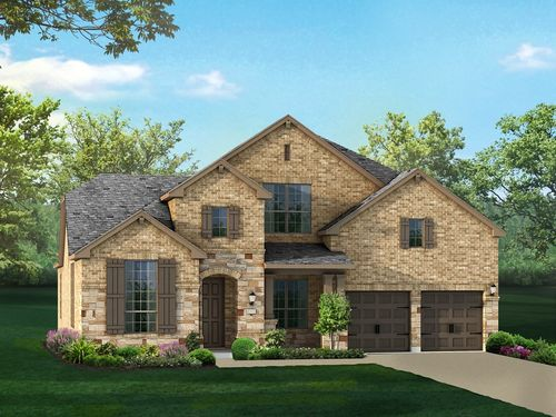 Summer Park by Highland Homes in Houston Texas