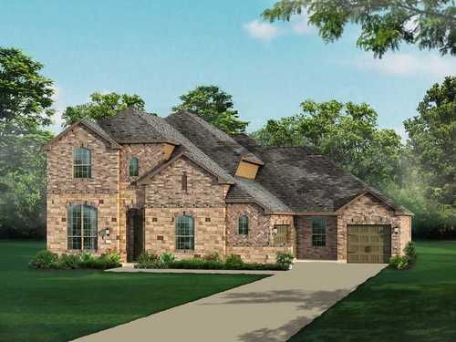 Parkside at Mayfield Ranch by Highland Homes in Austin Texas