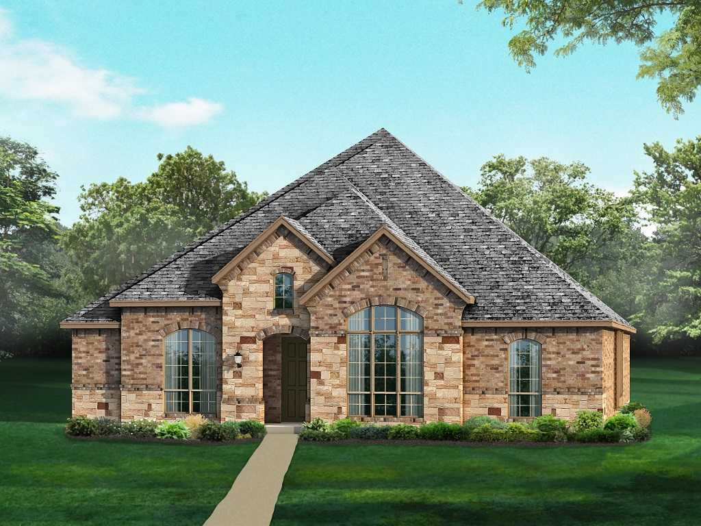 New Construction Homes In Sachse Tx